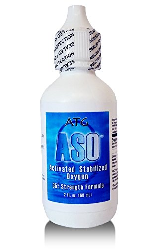 Water Purification ASO Stabilized Liquid Oxygen 35%