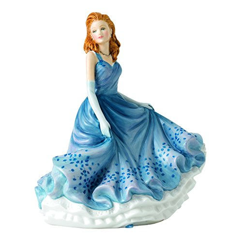 Royal Doulton Charms (Royal Doulton 40026698 Sentiments Petites Thoughtful Dreams 6.7