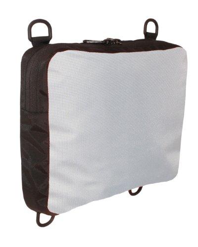 Velo Transit Fronttasche für Herren Modul 25+ Modular backpack- je Silberfarben / Schwarz