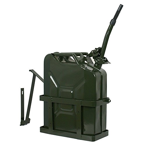Smartxchoices Gallon Jerry Military Holder