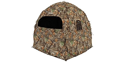 - Ameristep Doghouse Blind, RealTree Edge Camo
