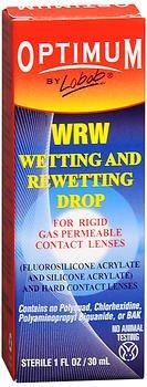 Optimum WRW Wetting and Rewetting Drops 1 oz (Pack of 4)