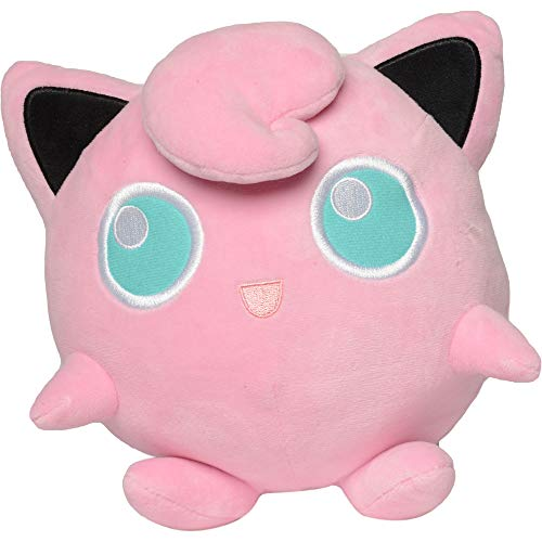 (Pokémon Jigglypuff Plush Stuffed Animal - 8