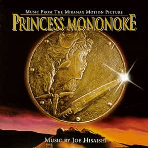 Princess Mononoke: Music From The Miramax Motion Picture