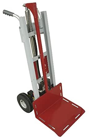 Lift N Buddy B250 Aluminum Frame Electric Hand Truck With
