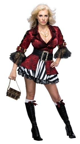 Adult Treasure Chest Pirate - 2