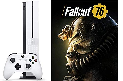 Xbox One S 1TB - Fallout 76 Bundle