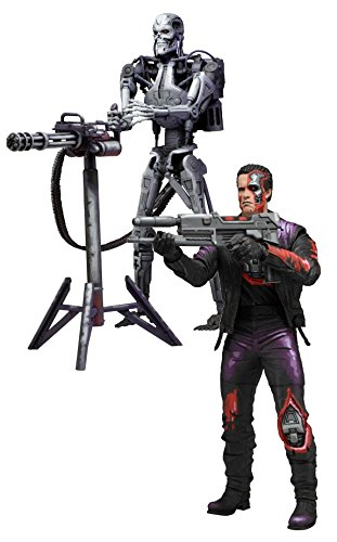 Robocop vs Terminator / video game 7 inches Action Figure Series 1: Terminator set of 2 [Japan genuine]