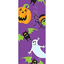 Amscan Gruesome Halloween Cello Party Bags (20 Count)