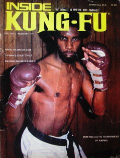100% genuine top quality shop Amazon.com : February 1976 Inside Kung Fu Magazine Cecil ...