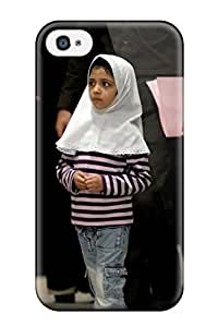 ElizabethBruns Iphone 4/4s Hybrid Tpu Case Cover Silicon Bumper A Separation ()