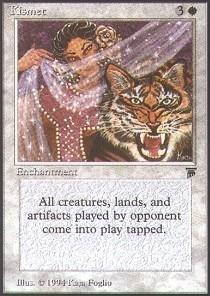 - Magic: the Gathering - Kismet - Legends