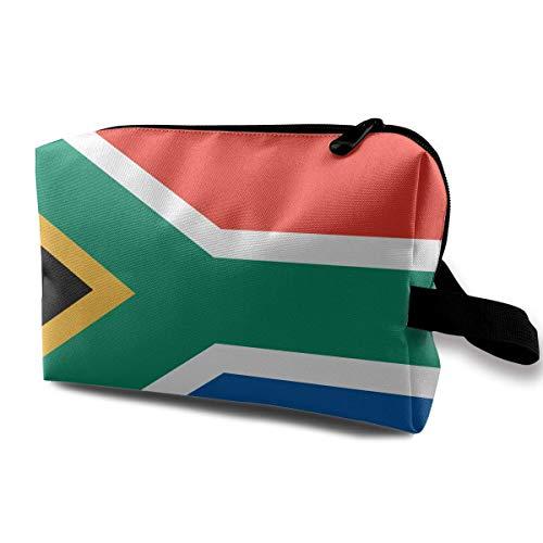 da del tessuto viaggio impermeabile bandiera accessori viaggio Borsa da da Sud per donna in bagno Africa per borse Borsa tqw6xvSZ