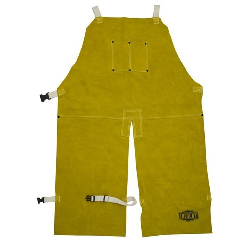 leather apron split - 9