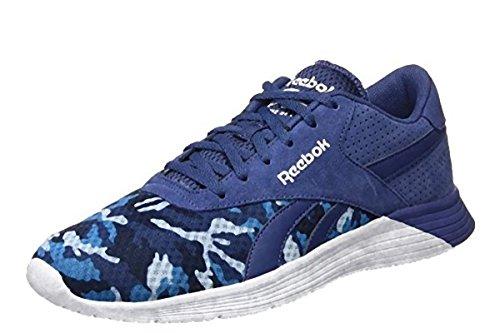 Reebok Royal EC Ride Gfx, Zapatillas de Running Para Niños Azul / Blanco (Midnight Blue/Z.B.Blue/Ele Blue/Navy/Whi)