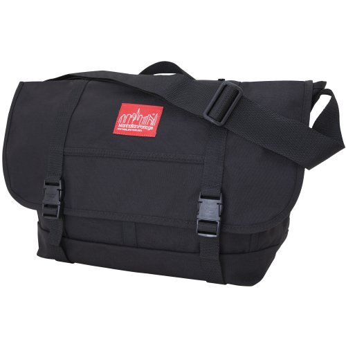 Manhattan Portage New York Messenger Bag (Black)