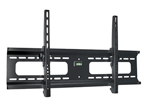 Monoprice Stable Series Extra Wide Tilt TV Wall Mount Bracket for TVs 37in to 70in Max Weight 165 lbs VESA Patterns Up to 800x400 UL Certified