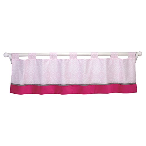 Baby Butterfly Window Valance - NoJo Butterfly Bouquet Window Valance