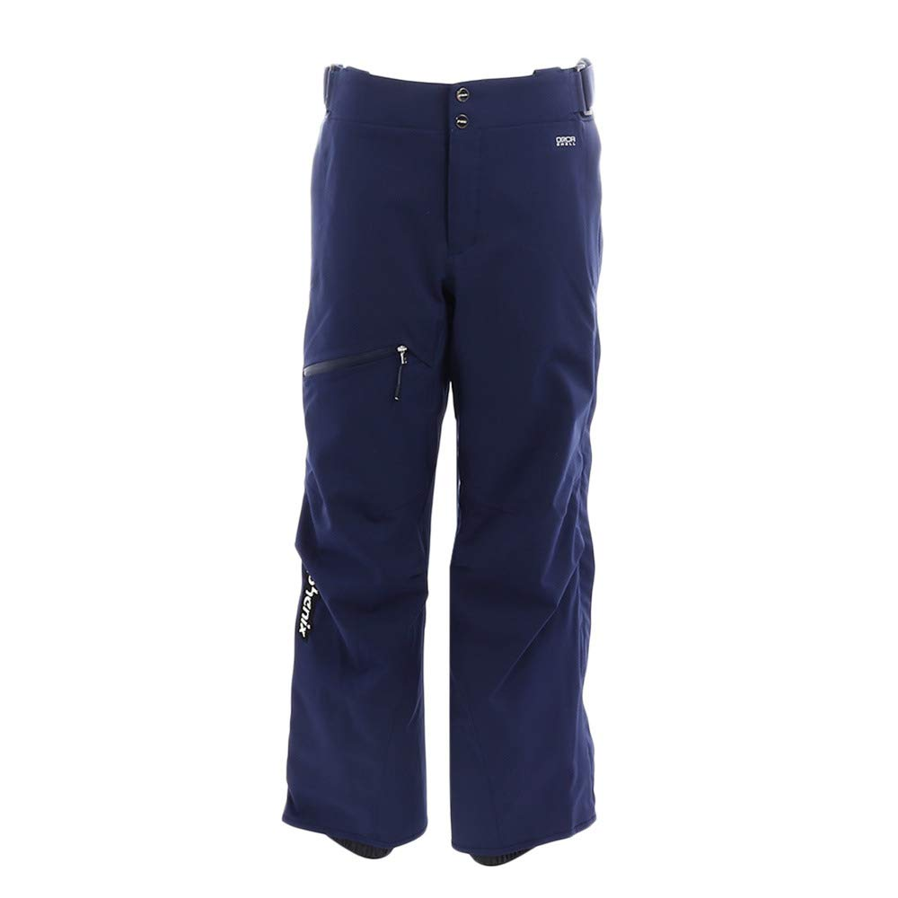 フェニックス(フェニックス) TEAM FULL ZIPPED PANTS PF972OB04 DN スキーウェア パン ネイビー S