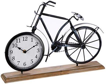 Atmosphera – Reloj de péndulo Bicicleta Vintage: Amazon.es: Hogar