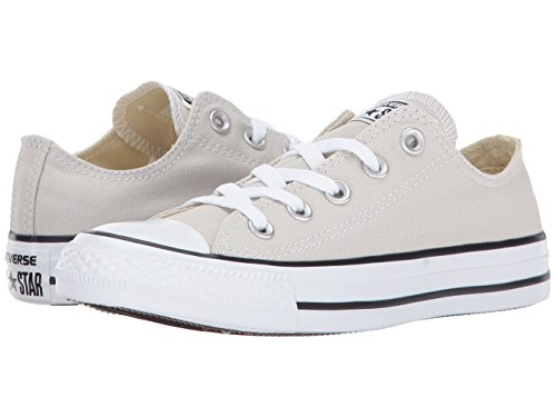 Converse Unisex Chuck Taylor All Star Low (8 D(M) US, Pale Putty/White)