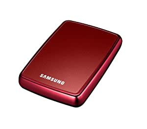 "Samsung S Series S1 Mini 250GB 2.0 250GB Rojo - Disco duro externo (250 GB, 1.8"", 4200 RPM, Rojo, 5 - 40 °C, 62 mm)"