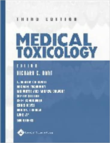 Medical toxicology 9780781728454 medicine health science books medical toxicology third edition fandeluxe Image collections