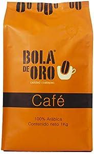 Bola de Oro Café Molido Bola de Oro Exportacion, Exportacion, 1 Kg.