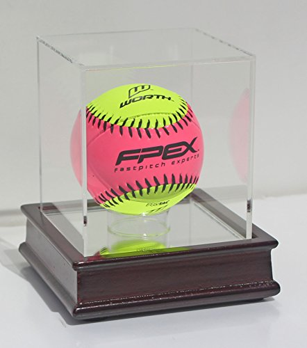 Pro UV Baseball Softball Display Case Holder Stand, UV Protection, B15-CHE