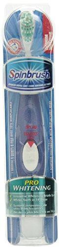 Spinbrush Pro Blanchiment Batterie