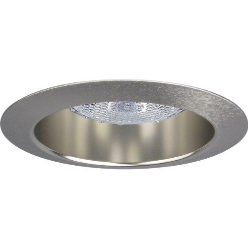 (Progress Lighting P8172-09 5-Inch Deep Cone, Brushed Nickel)