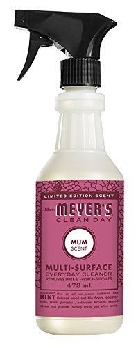 Mrs. Meyer's Mrs. meyer's clean day multi-surface everyday cleaner - mum 1 count Mum Mrs. Meyer' s 698991