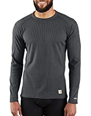Carhartt Mens Base Force Midweight Classic Crew