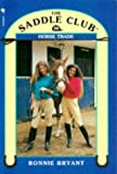 Front cover for the book Horse Trade by Bonnie Bryant
