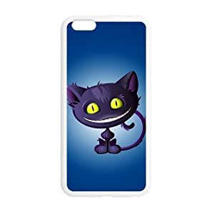 Black Cat Custom Case for iPhone6 4.7 (Laser Technology)