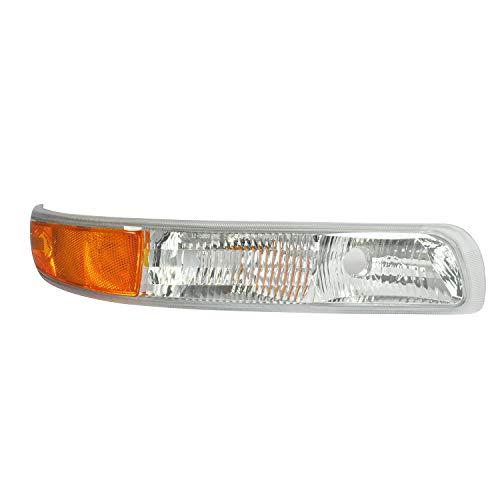 Right Passenger Side Park Light Assembly For 1999-2002 CHEVY SILVERADO 1500-1999-2002 CHEVY SILVERADO 2500 - GM2521173
