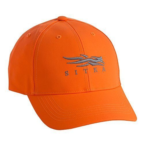 Sitka Gear Ballistic Cap Blaze Orange One Größe Fits All By Sitka