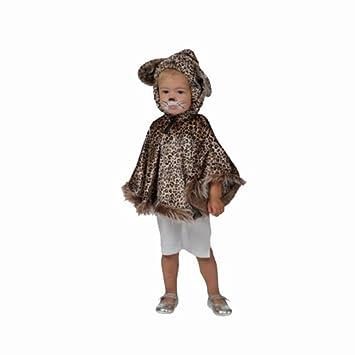 Kostümplanet Wildkatzen Kostüm Für Kinder Katzen Cape Kleinkinder