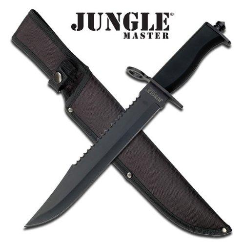 Jungle Master Hunting Knife (Master Cutlery JM-001LB Jungle Master 15