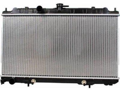 02 nissan sentra radiator - 6