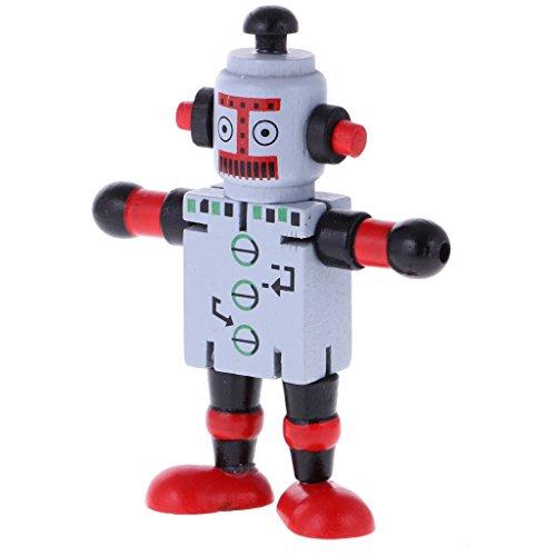 Grey Robot - 9