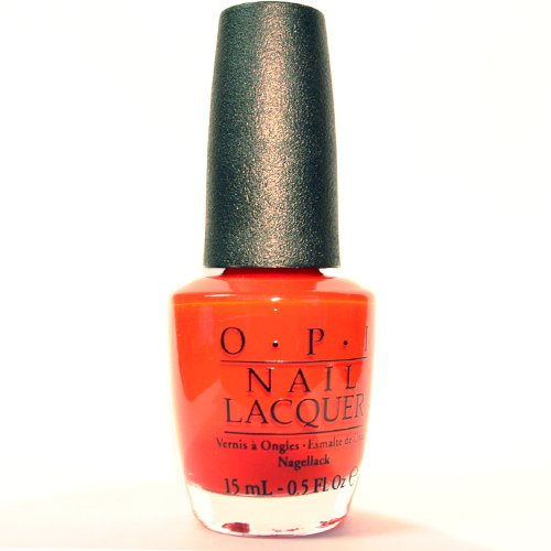 OPI Nail Lacquer Gwen Stefani Holiday 2014 Collection FASHION A BOW (0.5oz-15ml)