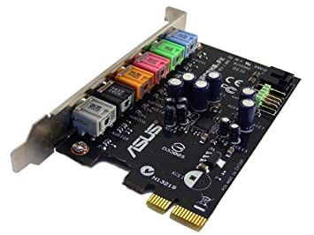 Amazon.com: ASUS supremefx Soundcard para placas base Asus ...