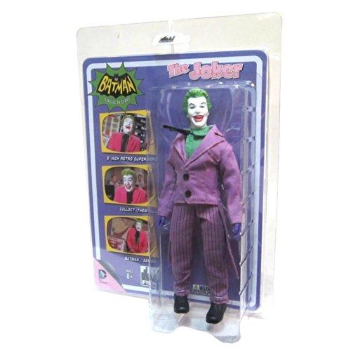 Batman: Retro 1966 TV Series 1 Action Figure - Joker (Retro Action Figures)