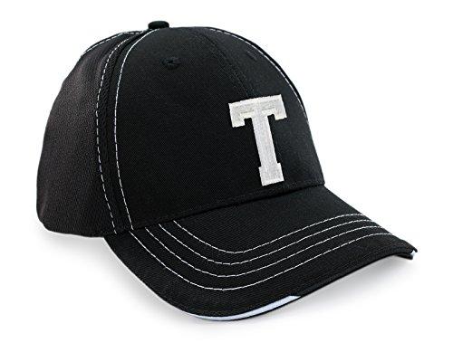 a Hombre Negro acceda T Unisex Carta Gorro Breathable Z Mujer de Deporte Caps de béisbol Gorra Béisbol Ineinander xYqS1qwv5