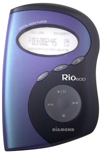 (Rio 600 32 MB Digital Audio Player)