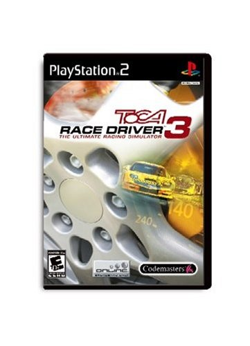 Toca Race Driver 3: The Ultimate Racing - Outlet Stores International Drive