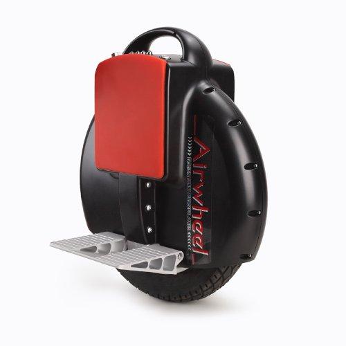 Airwheel Rad Auto-Balancing-elektrische , Kilometerstand ist besser als Solowheel Einrad, 9.7kg (das leichteste in der Welt) (Black)