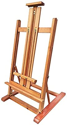 YAGEER Easel Stand Art Landing Large Easel Lifting Adult Children Painting Shelf Oil Watercolor Gouache Sketch Easels Stand HUAJI