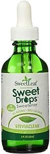 Sweet Leaf Stevia Clear, 2 fl oz (60 ml)